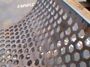 hardox 450 przesiewacz